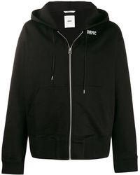 OAMC フーデッド ジャケット - ブラック
