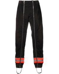CALVIN KLEIN 205W39NYC Firefighter Trousers - Black