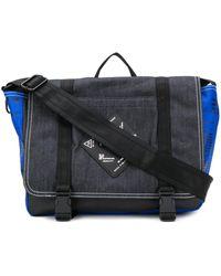 DIESEL Venessenger Shoulder Bag - ブルー