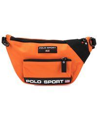 Ralph Lauren Polo Sport Crossbody Bag - Orange