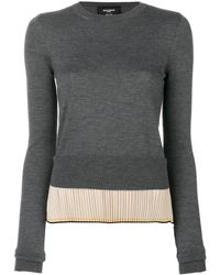 Rochas - プリーツヘム セーター - Lyst