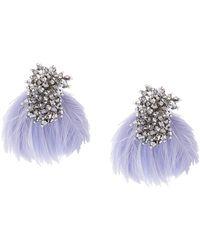 Mignonne Gavigan - Feather Earrings - Lyst