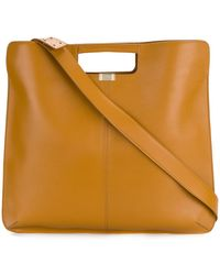 Rochas - Cut-out Handle Tote - Lyst