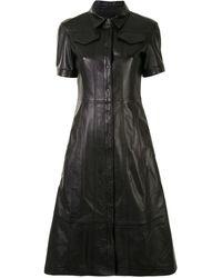 PROENZA SCHOULER WHITE LABEL Платье-рубашка - Черный