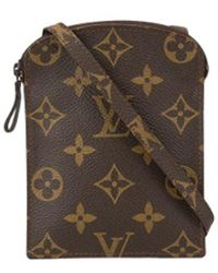 Louis Vuitton Borsa 1984 Secret - Marrone