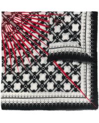 Haider Ackermann - パターン スカーフ - Lyst