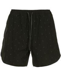 The Upside - Arrow Print Shorts - Lyst