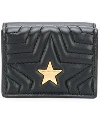 Stella McCartney - ステラスター 三つ折り財布 - Lyst