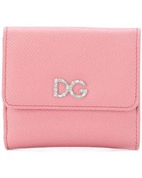 Dolce & Gabbana - Small Continental Wallet - Lyst