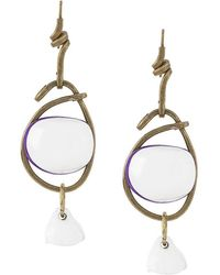 Marni - Stacked Earrings - Lyst