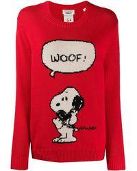Chinti & Parker - Snoopy セーター - Lyst