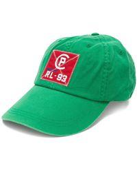 Polo Ralph Lauren - Vintage Logo Patch Cap - Lyst