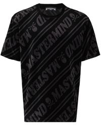 Mastermind Japan ロゴ Tシャツ - グレー