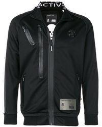 Philipp Plein ロゴ ジャケット - ブラック