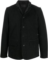 AllSaints Survey レザージャケット - ブラック