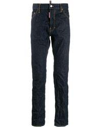 DSquared² Slim-fit Jeans - Blauw