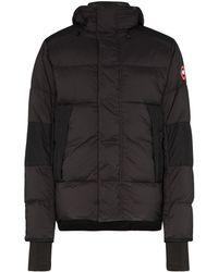 Canada Goose Armstrong Hooded Puffa Jacket - Black