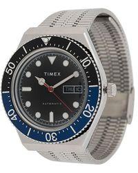 Timex Наручные Часы Montre M79 40 - Металлик
