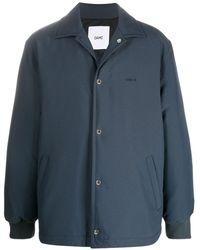 OAMC ロゴ パデッドジャケット - ブルー