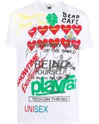 Vivienne Westwood - スローガン Tシャツ - Lyst
