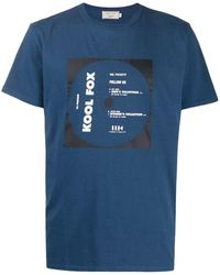 Maison Kitsuné - Kool Fox Tシャツ - Lyst