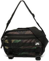 Nike Rpm カモフラージュ ベルトバッグ - ブラック