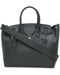 Ralph Lauren Collection Ricky 33 Tote Bag - Black