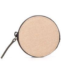 Troubadour - Fabric & Leather Tech Case - Lyst