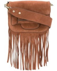 Tila March - Ali Fringed Mini Bag - Lyst