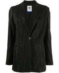 Missoni シェブロン テーラードジャケット - ブラック