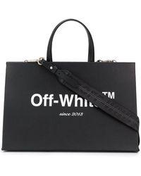 Off-White c/o Virgil Abloh Logo Box Bag
