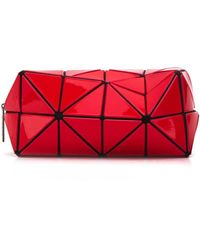 Bao Bao Issey Miyake Make Up Bag - Red