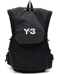 64e8083483604 Y-3  qasa  Backpack in Black - Lyst