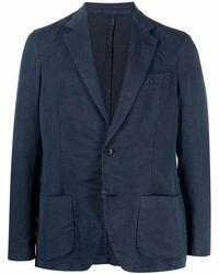 Altea シングルジャケット - ブルー