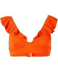 Duskii Haut de bikini Sunset - Orange