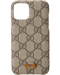 Gucci Ophidia GG Iphone 11 Pro Hoesje - Meerkleurig
