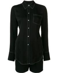 Karl Lagerfeld ジャンプスーツ - ブラック