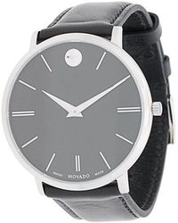 Movado - Ultra Slim Watch - Lyst