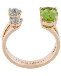 Delfina Delettrez - Dots Ring - Lyst