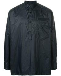 Kolor - Loose Fitting Shirt - Lyst