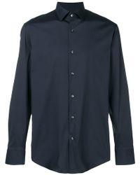 BOSS - Slim Fit Shirt - Lyst