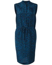 Christian Wijnants - Dace Silk Dress - Lyst
