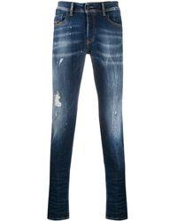 DIESEL Jean skinny Sleenker - Bleu
