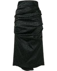 Acler Honor スカート - ブラック