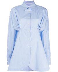 Ermanno Scervino - Ruched Detail Shirt - Lyst