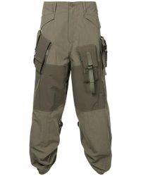 Julius - Loose-fit Cargo Trousers - Lyst