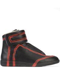 Maison Margiela - Hi-top Sneakers - Lyst