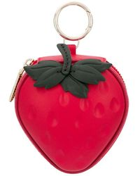 Kate Spade Strawberry Purse - Red