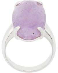 Wouters & Hendrix - Technofossils Amethyst Ring - Lyst