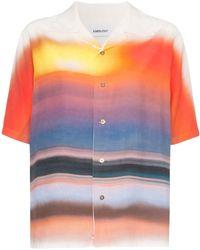 Ambush Hawaiian Tie-dye Short-sleeved Shirt - Multicolour
